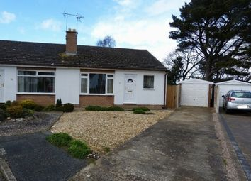 Thumbnail 2 bed semi-detached bungalow for sale in Kingswood Place, Abergele