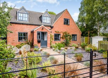 Thumbnail 5 bedroom detached house for sale in The Green, Aldborough, Norwich