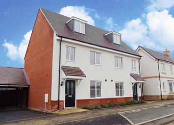 Thumbnail 3 bed semi-detached house for sale in Milton Keynes, Buckinghamshire