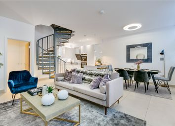 Thumbnail 3 bed mews house to rent in Denbigh Close, London