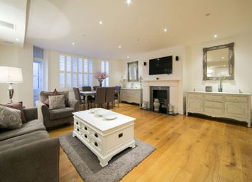 Thumbnail 2 bed flat to rent in Cumberland House, Kensington Road