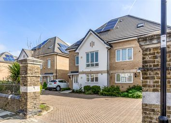 Thumbnail 4 bed semi-detached house for sale in Drapers Road, Enfield