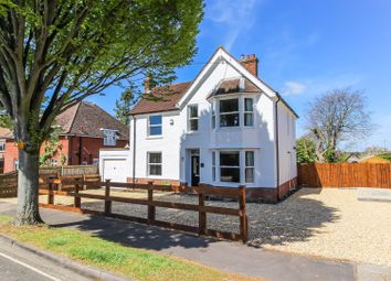 Thumbnail 4 bed detached house for sale in Humberstone Road, Andover