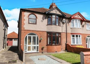 Thumbnail 4 bedroom semi-detached house for sale in Highbury Avenue, Prestatyn, Denbighshire