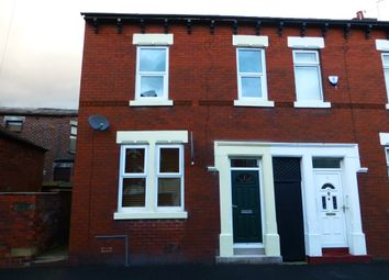 Thumbnail 3 bed end terrace house to rent in Winckley Road, Broadgate, Preston