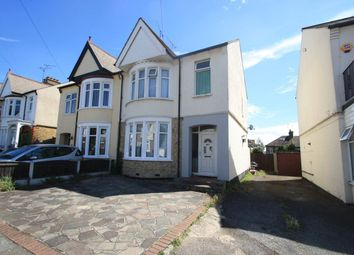 Thumbnail 3 bedroom property to rent in Leamington Road, Southend-On-Sea