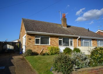 Thumbnail 2 bedroom semi-detached bungalow for sale in Prince Andrew Drive, Dersingham, King's Lynn