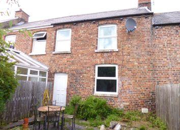 Thumbnail 3 bedroom terraced house for sale in Aldin Grange Terrace, Bearpark, Durham