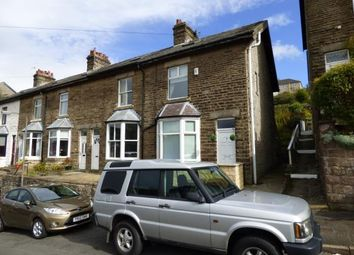 Thumbnail 3 bedroom end terrace house for sale in Windsor Road, Buxton