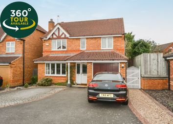 4 bed detached house for sale in Whitegates Field, Wigston, Leicester LE18