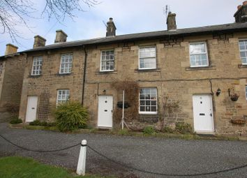 Thumbnail 2 bed terraced house for sale in Whalton, Morpeth
