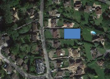 Thumbnail 4 bedroom land for sale in Keymer Road, Burgess Hill