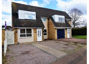 Thumbnail 3 bed semi-detached house for sale in Tollgate, Peterborough