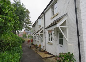 Thumbnail 2 bed end terrace house for sale in Pilgrims Way, Laverstock, Salisbury