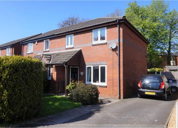 Thumbnail 3 bed semi-detached house for sale in Merlin Grove, Leyland