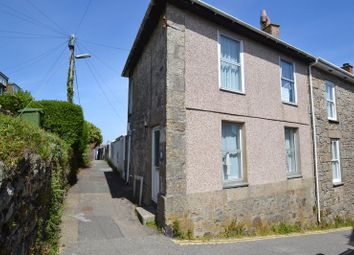 Thumbnail 2 bed end terrace house for sale in Bellair Terrace, St. Ives
