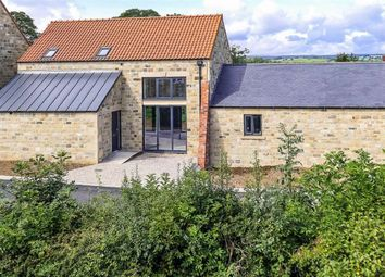 Thumbnail 3 bed detached house for sale in Back Lane, Kirkby Malzeard, North Yorkshire