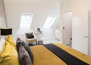 """Thumbnail 3 bed end terrace house for sale in """"Padstow"""" at Kergilliack Road, Falmouth"""