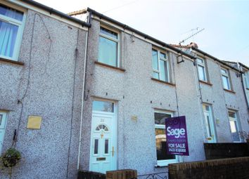 Thumbnail 3 bed terraced house for sale in Oakdale Place, Pontnewynydd, Pontypool