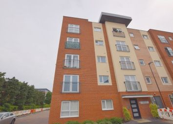 Thumbnail 1 bedroom flat for sale in Marquess Drive, Bletchley, Milton Keynes