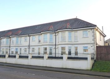 Thumbnail 2 bed flat to rent in Royal Albert Court, New Road, Saltash, Cornwall