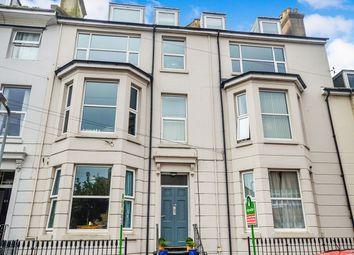 Thumbnail 2 bedroom flat to rent in Cambridge Road, Walmer, Deal