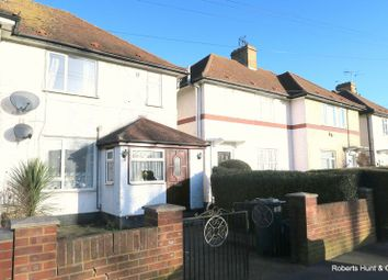 Thumbnail 3 bed semi-detached house for sale in Ruskin Avenue, Feltham