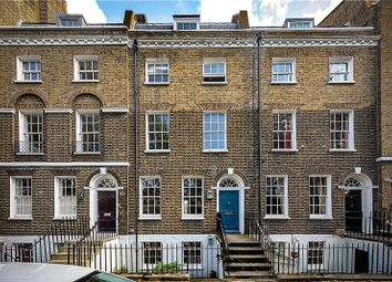 West Square, Kennington, London SE11. 5 bed terraced house for sale