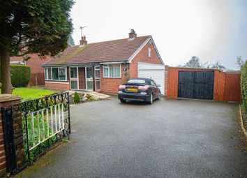 Wharwell Lane, Great Wyrley, Walsall WS6. 2 bed detached bungalow for sale
