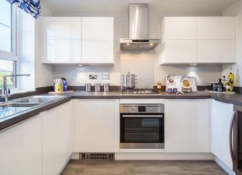 "Thumbnail 2 bed terraced house for sale in ""Belmont"" at St. Georges Way, Newport"