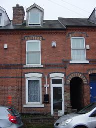 Thumbnail 1 bed terraced house to rent in Clifton Street, Beeston, Nottingham