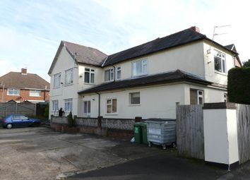 Thumbnail 1 bed flat to rent in Highcroft Walk, Llanrumney, Cardiff