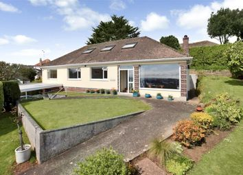 Thumbnail 4 bed detached bungalow for sale in Shorton Road, Paignton, Devon