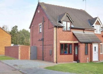 Thumbnail 2 bedroom semi-detached house for sale in Tilia Close, Hull