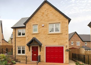 Thumbnail 4 bed detached house for sale in The Woodlands, Shotley Bridge, Consett
