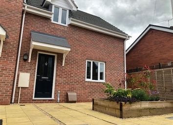 Thumbnail 3 bed semi-detached house for sale in Printers Mews, Laundry Lane, Leominster