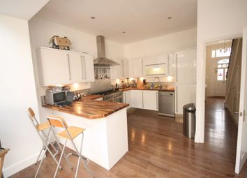 Thumbnail 4 bed terraced house to rent in Vant Road, London