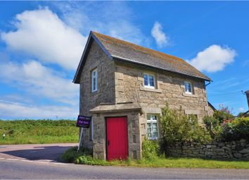 Thumbnail 2 bed detached house for sale in Tremethick Cross, Penzance