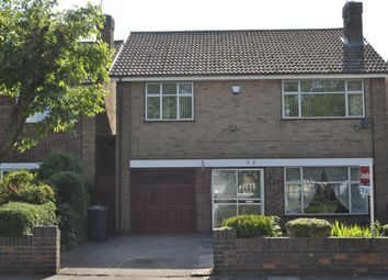 Thumbnail 4 bed detached house for sale in Gifford Close, Evington
