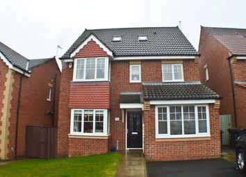 Thumbnail 5 bed detached house to rent in Farmwell Place, Prudhoe