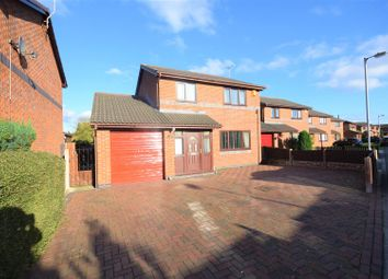 Thumbnail 3 bed detached house for sale in Lower Mill Drive, New Broughton, Wrexham