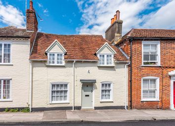 Thumbnail 2 bed terraced house for sale in West Street, Titchfield, Fareham