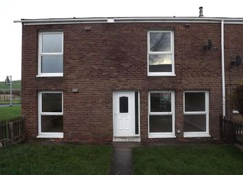 Thumbnail 3 bed end terrace house to rent in Briardene, Esh Winning, Durham