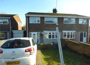 Thumbnail 3 bed semi-detached house for sale in Alder Close, Hetton Le Hole