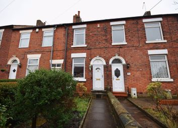 Thumbnail 2 bed terraced house for sale in Bagnall Road, Milton, Stoke-On-Trent