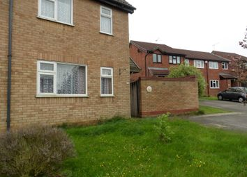 Thumbnail 1 bedroom end terrace house to rent in Lavenham Way, Stowmarket