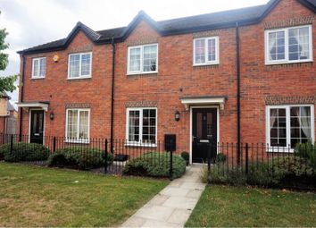 Thumbnail 3 bed town house for sale in Tideswell Walk, Rotherham