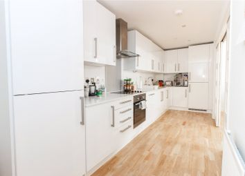 Thumbnail 3 bedroom flat for sale in Elizabeth House, 341 High Road, Wembley