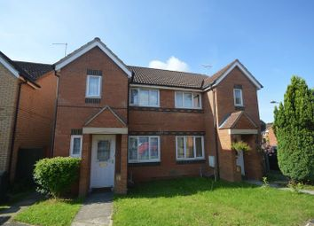 Thumbnail 3 bed semi-detached house for sale in Dunraven Avenue, Luton