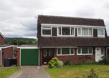 Thumbnail 2 bed detached house to rent in Lorien Close, Leek
